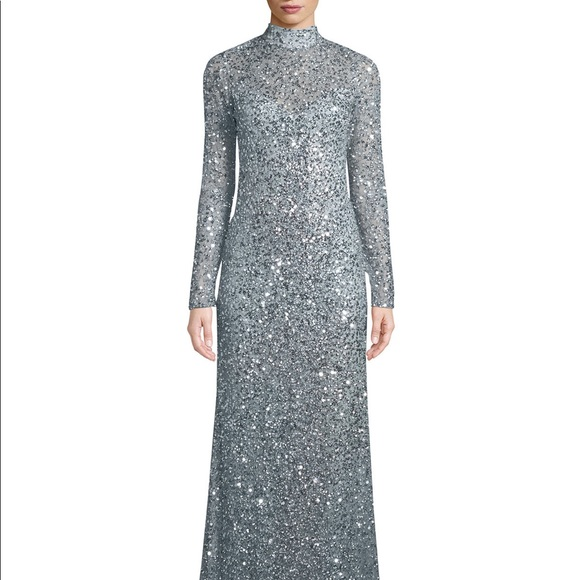 Parker Dresses & Skirts - Long sleeve maxi gown